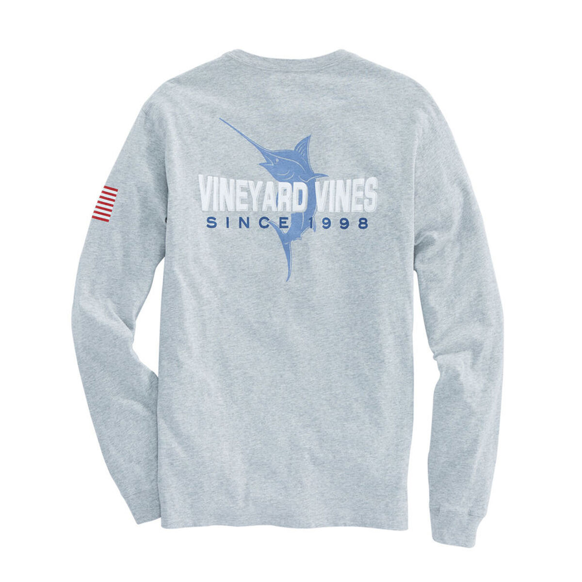 5787c2d17 Vineyard Vines Long-Sleeve 98 Marlin Pocket T-Shirt   PGA TOUR ...
