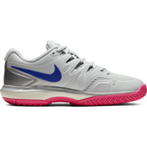 Alternate View 1 of Air Zoom Prestige Women's Tennis Shoe - Grey/Pink