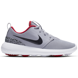 Roshe G Jr. Golf Shoe - Grey/Black