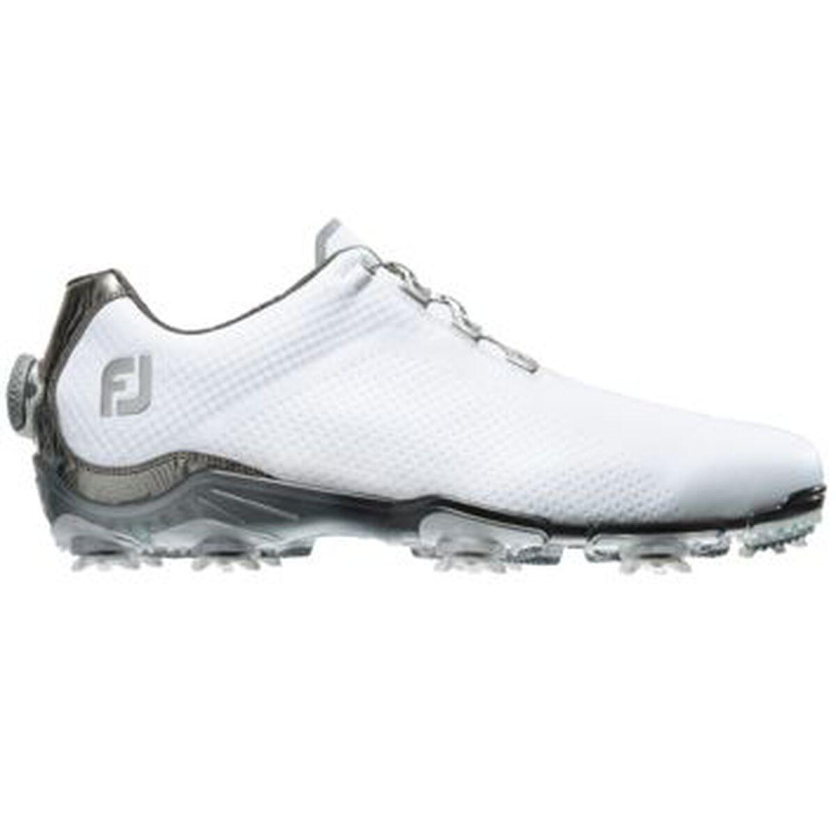 Images. FootJoy D.N.A. BOA Men  39 s Golf Shoe - White Grey 65c5321d7d4