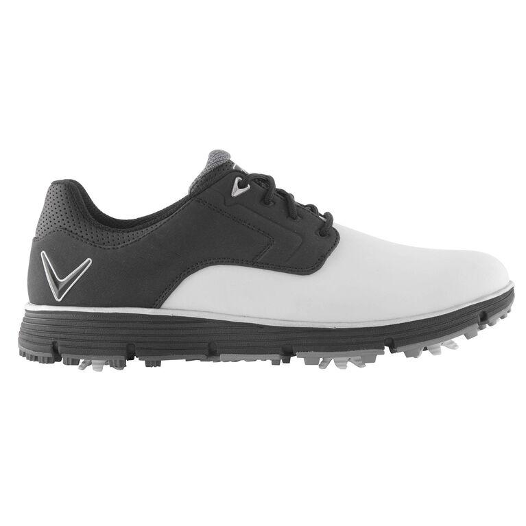 LaJolla Men's Golf Shoe - Black/White