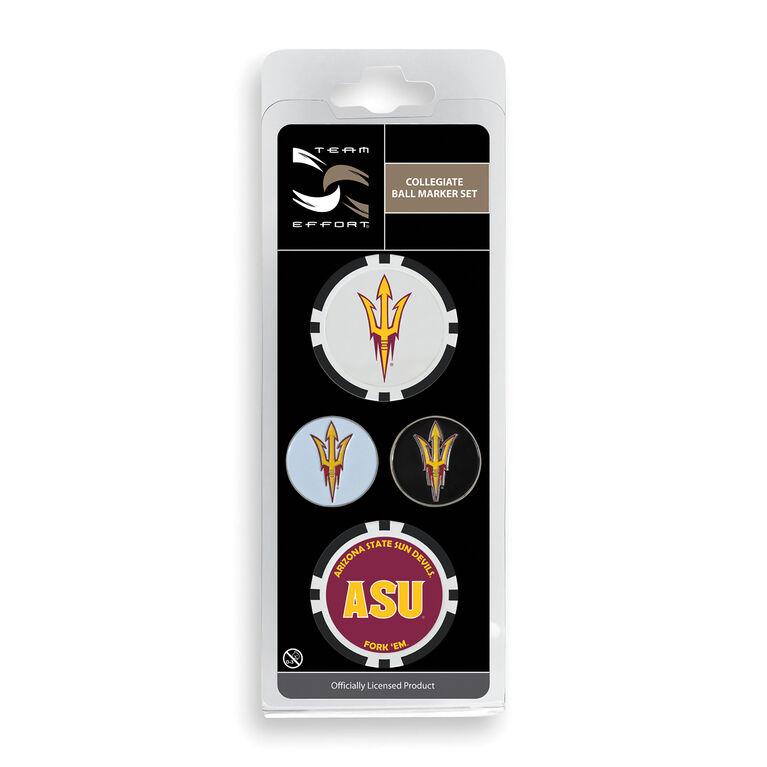 Team Effort Arizona State Ball Marker