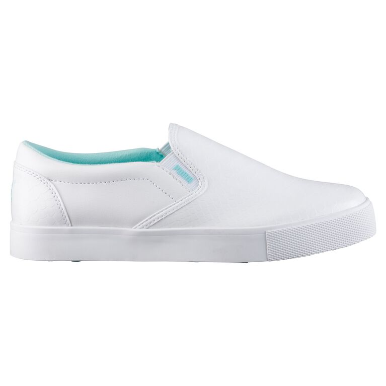 PUMA Tustin Slip On Women's Golf Shoe - White