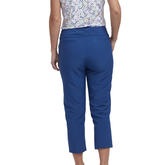 Alternate View 2 of Limelight Collection: Solid Capri Pants
