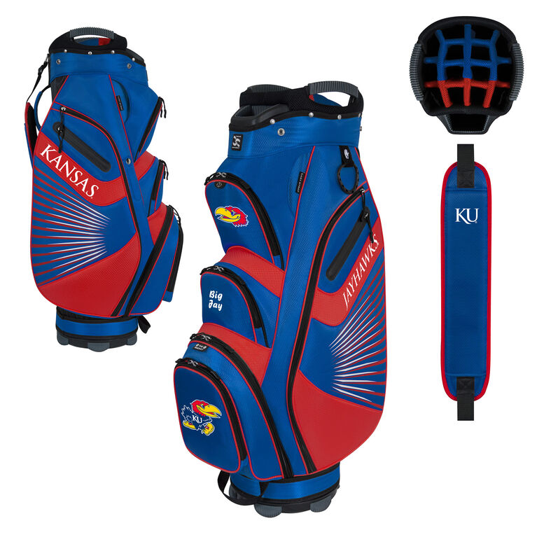 Team Effort Kansas Bucket II Cart Bag