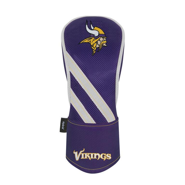 Team Effort Minnesota Vikings Hybrid Headcover