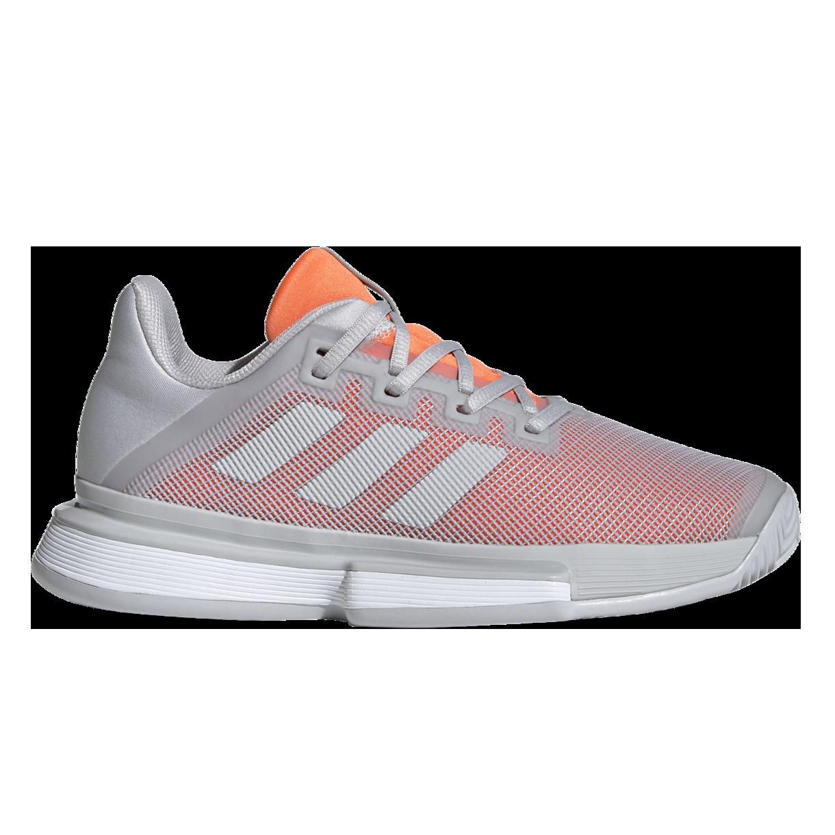orange womens tennis shoes