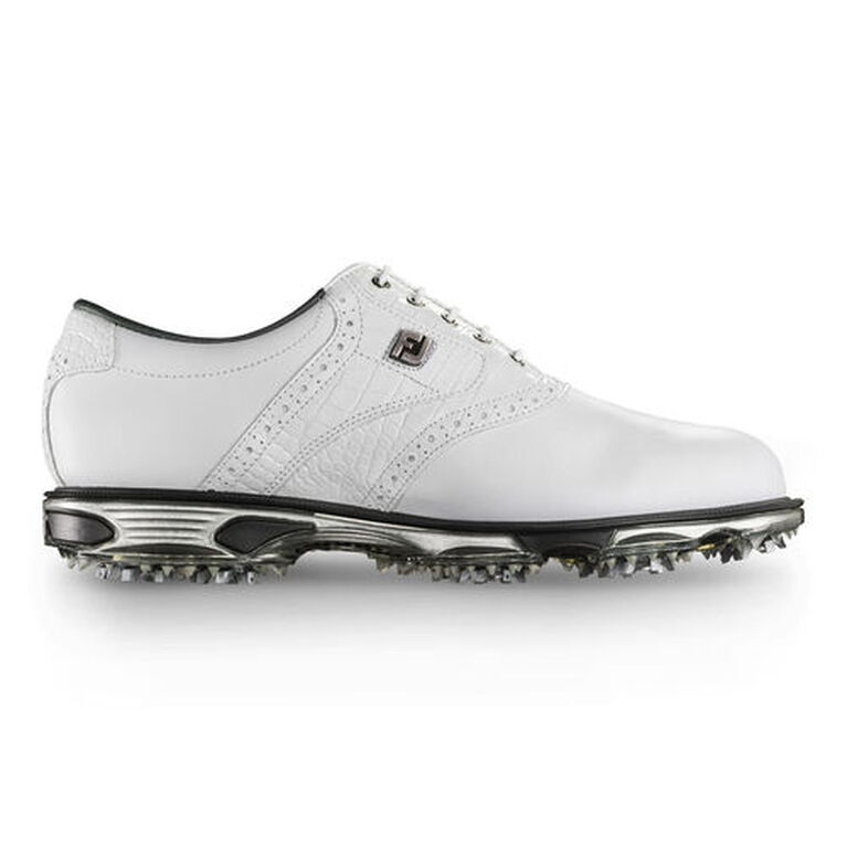 FootJoy DryJoys Tour Men's Golf Shoe - White