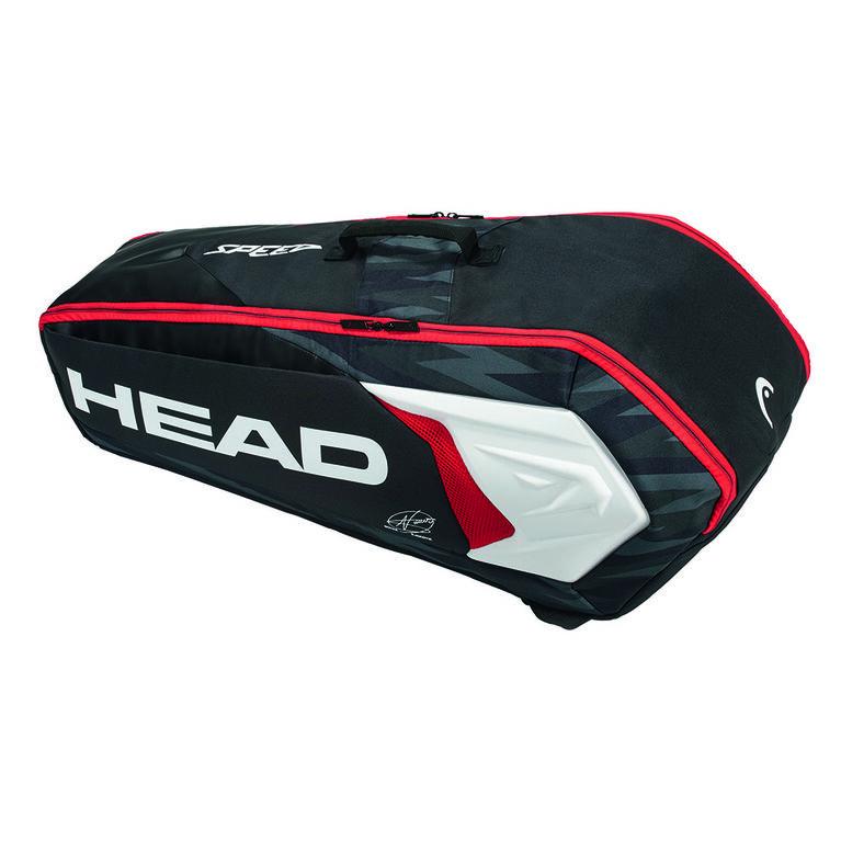 Head Djokovic 6R Combi Bag