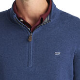 Alternate View 2 of Vineyard Vines Palm Beach Cotton-Cashmere 1/4-Zip Sweater
