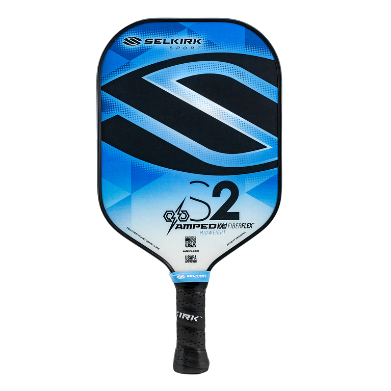 AMPED S2 Midweight 2020 Pickleball Paddle