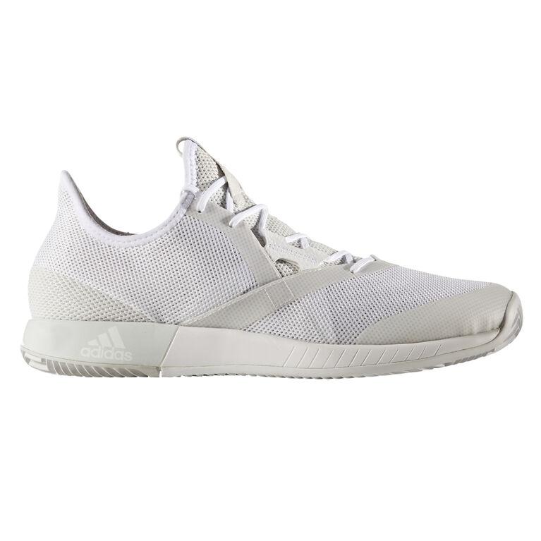 avance Elucidación Calle  adidas Adizero Defiant Bounce Men's Tennis Shoe - White/Grey   PGA TOUR  Superstore