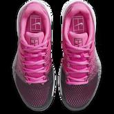 Alternate View 3 of NikeCourt Air Zoom Vapor X Women's Hard Court Tennis Shoe - Pink/Black