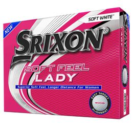 Soft Feel Lady 7 Golf Balls