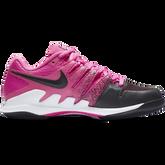 NikeCourt Air Zoom Vapor X Women's Hard Court Tennis Shoe - Pink/Black