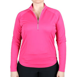 Pebble Beach Women's UPF 50 1/4 Zip Pullover