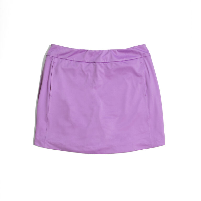Club Med Group: Knit Skort with Back Pleat Detail
