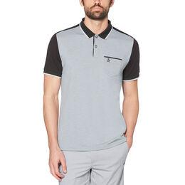 56 Color Block Golf Polo