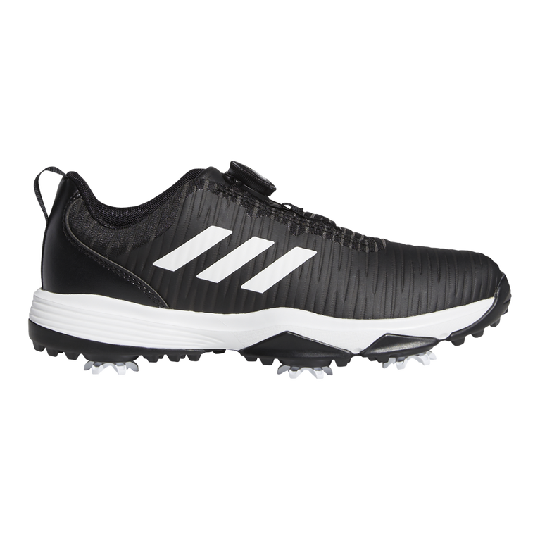 CODECHAOS BOA Junior Golf Shoe - Black/White