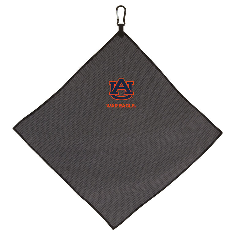 Team Effort Auburn 15x15 Towel