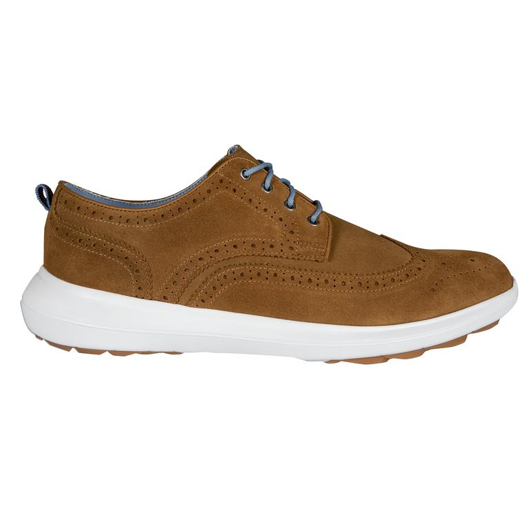 FJ Flex LE Men's Golf Shoe - Tan (Previous Season Style)