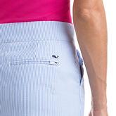 Vineyard Vines Women's Seersucker Performance Golf Skort