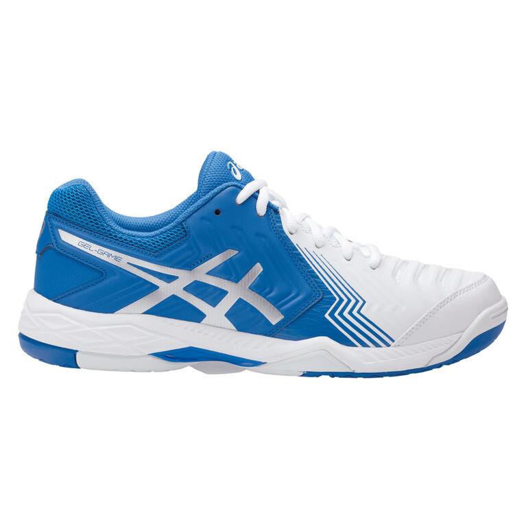 Asics GEL-Game 6 Men's Tennis Shoe - Blue/White