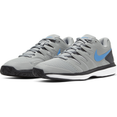 Alternate View 6 of Air Zoom Prestige Men's Tennis Shoe - Grey/Blue