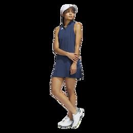 Sport Performance Primegreen Sleeveless Pleated Hem Dress