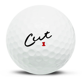 Alternate View 1 of Cut DC White Golf Balls