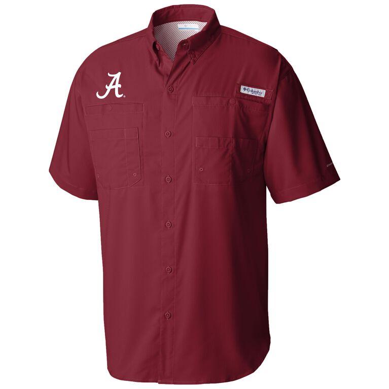 Columbia Alabama Tamiami Short Sleeve Button Down