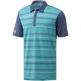 Adidas Ultimate365 Stripe Polo Shirt