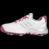 Alternate View 1 of Response Bounce Women's Golf Shoe - White/Pink