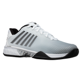 Alternate View 1 of Hypercourt Express 2 Men's Tennis Shoe - White/Black