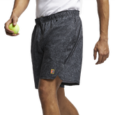 "Alternate View 1 of NikeCourt Dri-FIT Flex Ace 9"" Printed Short"