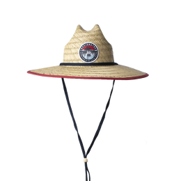 Flex Pack Straw Hat