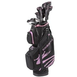 F-MAX Airspeed 13-Piece Complete Set - Black/Lilac