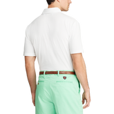 Alternate View 2 of Classic Fit Stretch Lisle Polo