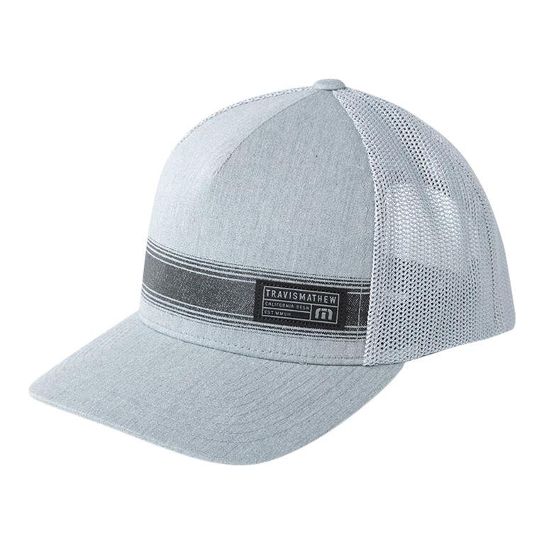 Salt Washed Snapback Hat
