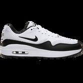 Air Max 1 G Women's Golf Shoe - White/Black
