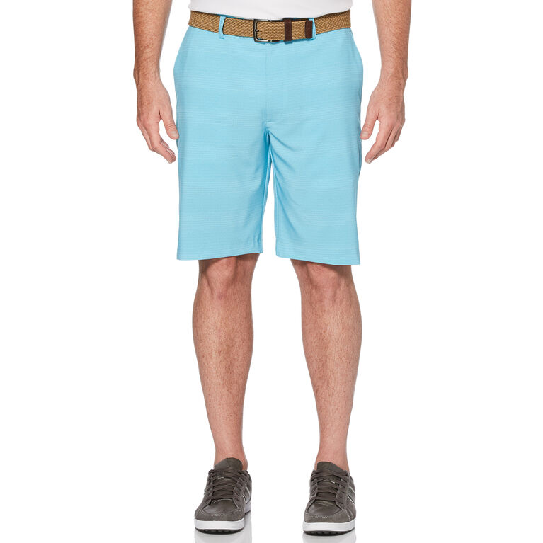 Pro Series Fine Line Flat Front Golf Short with Active Waistband