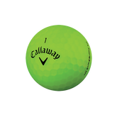 Alternate View 3 of Superhot Bold Matte Green Golf Balls 15-Pack - Personalized