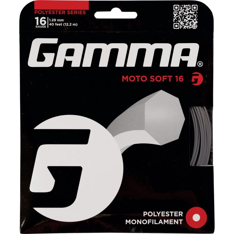 Moto Soft 17 Gauge Tennis String