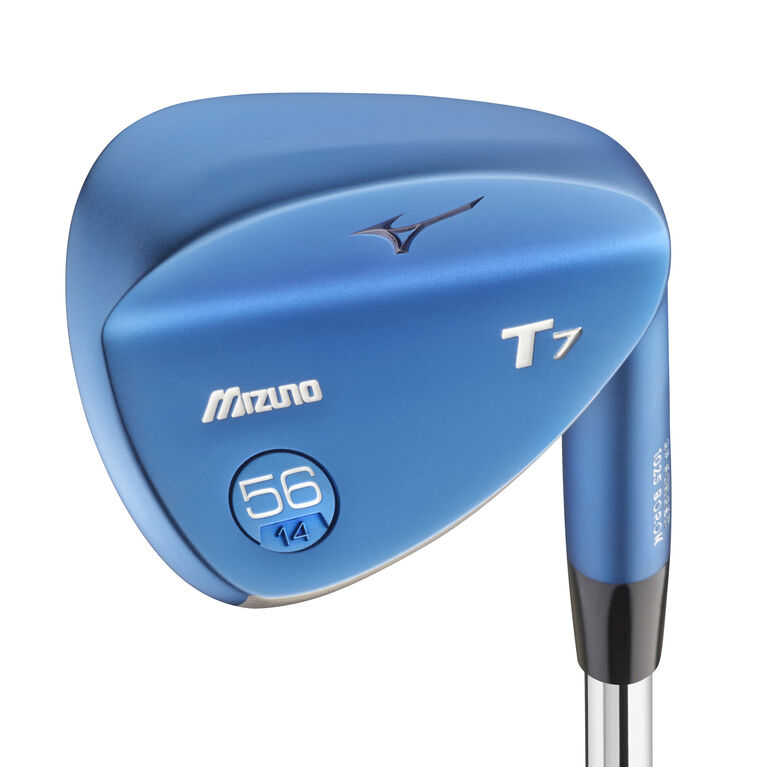 Mizuno T7 Blue Ion Wedge w/Steel Shaft
