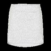 Alternate View 4 of Amelie Animal Print Mid-Length Golf Skirt