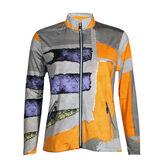 Jamie Sadock Textured Osaka Print Jacket