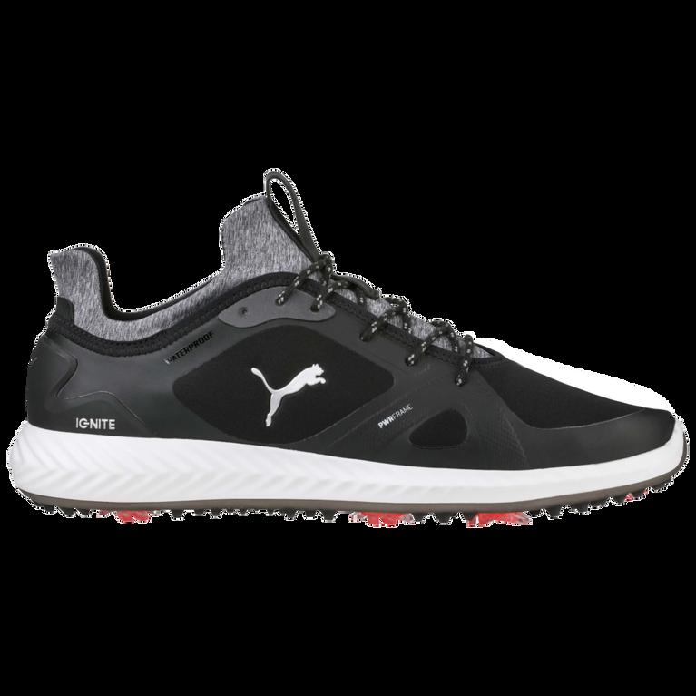 PUMA IGNITE PWRADAPT Men's Golf Shoe - Black/White