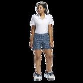 "Primegreen Printed 5"" Golf Shorts"