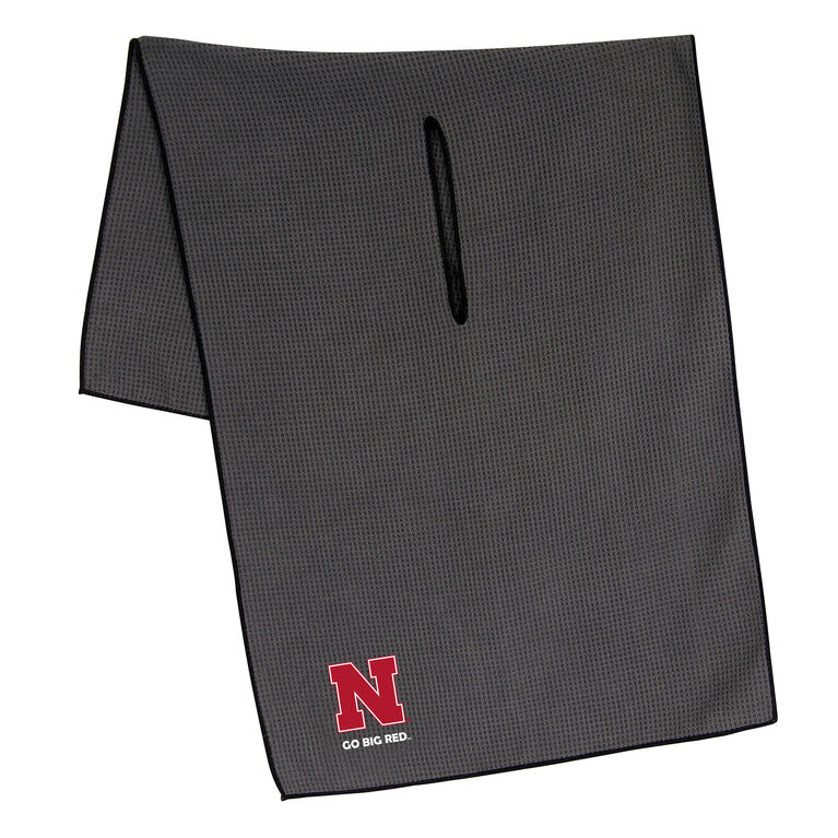 Team Effort Nebraska Microfiber Towel