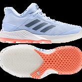 Alternate View 2 of Adizero Club Women's Tennis Shoe - Light Blue